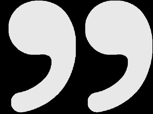 testimonials quote background icon